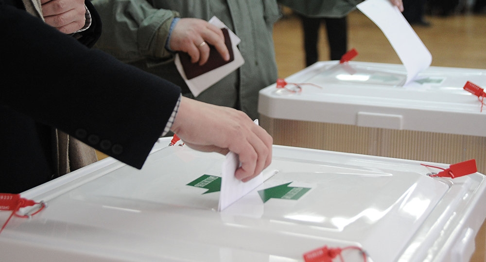 Elections to the local self-government bodies were held in 24 communities. results