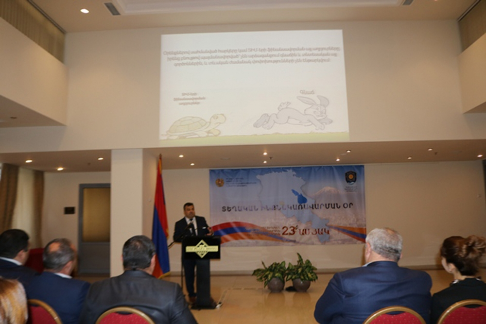 2019 Annual Report on the Situation of Local Democracy and Decentralization in Armenia was published by UCA for the first time
