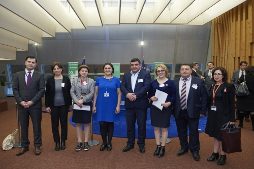 Twelve Municipalities to Implement Ethical, Innovative and Inclusive actions in Armenia, Georgia, Moldova and Ukraine