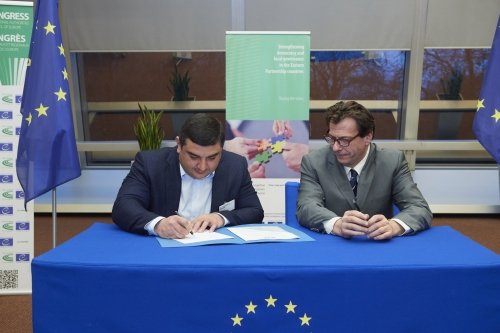 Tashir, Karmir Aghek and Aygepat communities will receive grants from Council of Europe to support local initiatives on ethics and transparency.