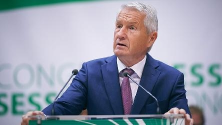 Thorbjørn Jagland: Local and regional authorities are an important part of the Council of Europe