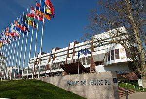 Meeting of the Bureau of the CoE Congress  in Strasbourg