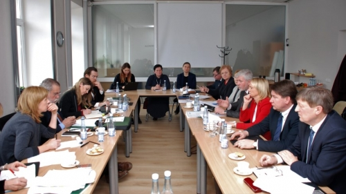 Monitoring visit by the CoE Congress to Lithuania