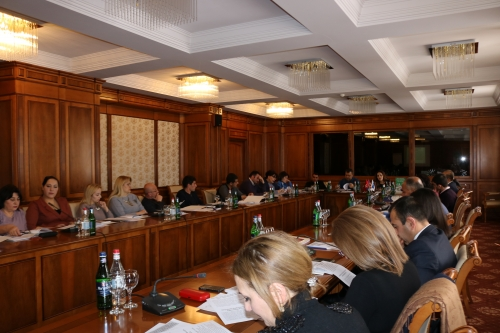 Conference for Community Lawyers in Tsakhkadzor