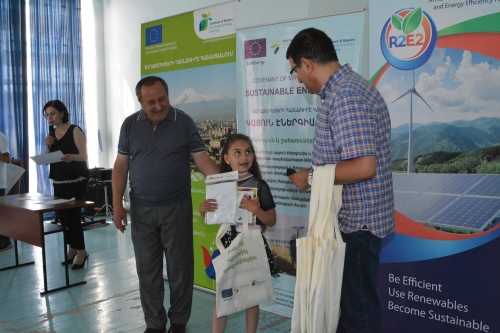 Sustainable Energy Day in Gavar: Sustainable Energy and Climate Action Plan of Gavar is ready