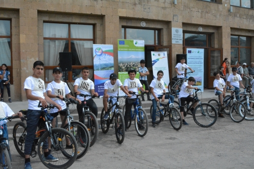 Sustainable Energy Day in Martuni