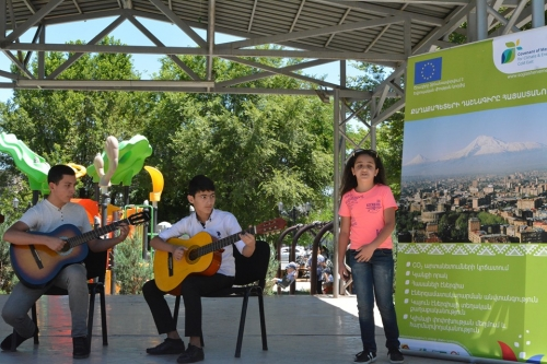 Sustainable Energy Day in Masis