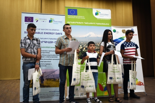 Sustainable Energy Day in Tashir