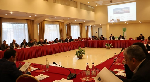 Republican Council meeting of Union of Communities of Armenia was convened in Yerevan