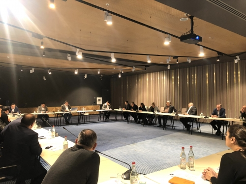 Union of Communities of Armenia Board session was convened