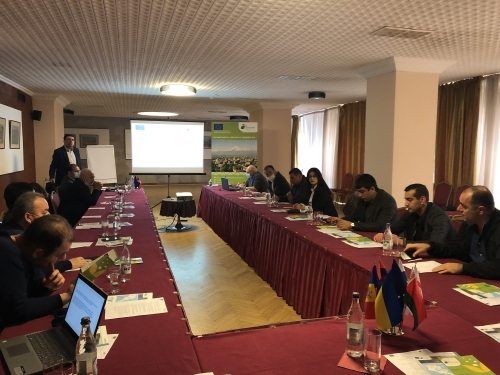 "Country-specific training #7 ""Development of community-specific local adaptation strategies for the CoM signatories in Armenia"" was held"